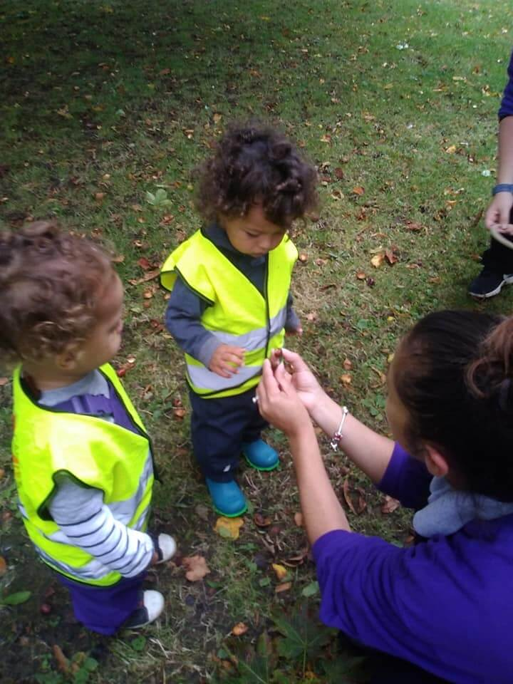 Autumn walks, nature, leaves, crunch, acorns, pine cones, exploring, finding, curious, interesting, engaging, walking, outside, fresh air, nature hunting,